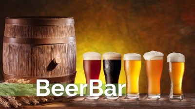 Beer Bar video template