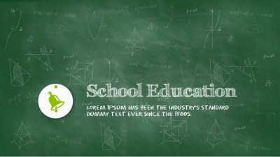 Education – School video Template