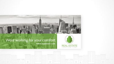 Real Estate video template