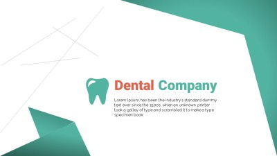 Dental Company video templates