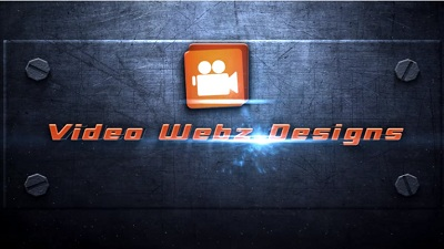 logo Intro 3D Animation Video Template